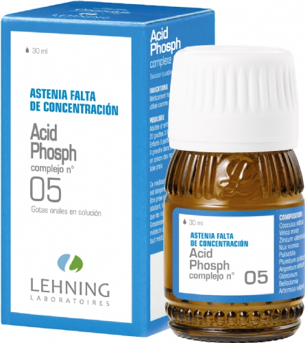 Lehning Acidum Phosphoricum nº5 (30 ml)