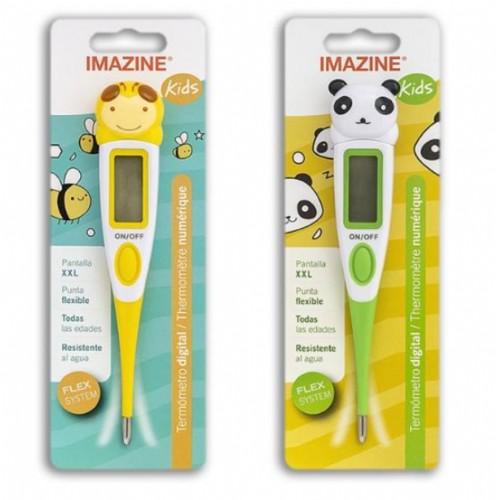 Imazine Termómetro Digital Infantil punta flexible (1 ud)