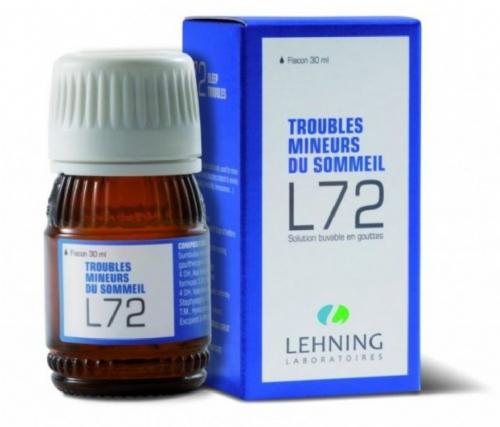 Lehning L72 Sueño Gotas (60 ml)