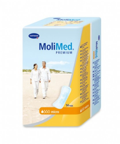 MoliMed Compresas Micro Light (14 ud)