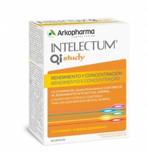 Arkopharma Intelectum Study (30 cápsulas)