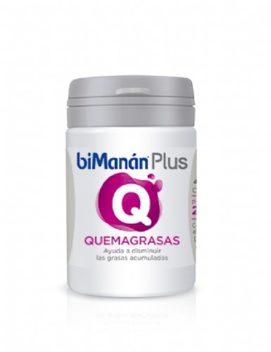 BiManán Q-Quemagrasa (40 cápsulas)