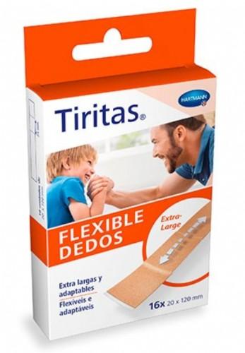 Hartmann Tiritas Flexible Dedos (16 ud)
