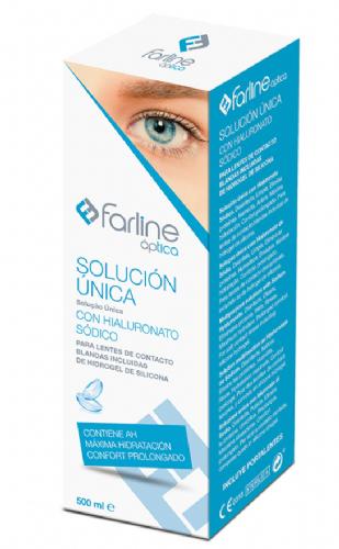 Interapothek Solución única para Lentes de contacto blandas (500 ml)
