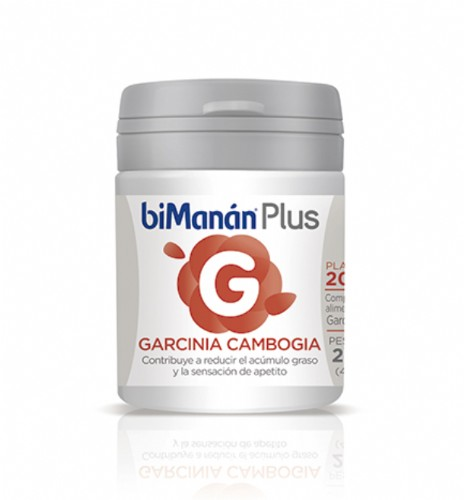 BiManán Plus G-Garcinia Cambogia (40 cápsulas)