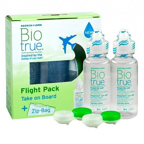 B+L Pack Viaje Biotrue Solución Única (60 ml x 2 ud)