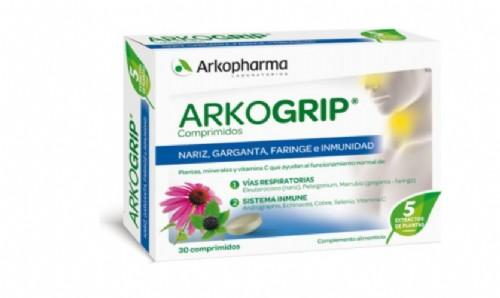Arkogrip (30 comprimidos)