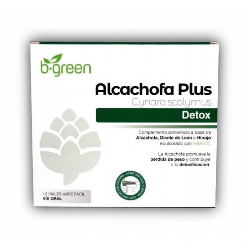 B-Green Alcachofa Plus (12 viales)