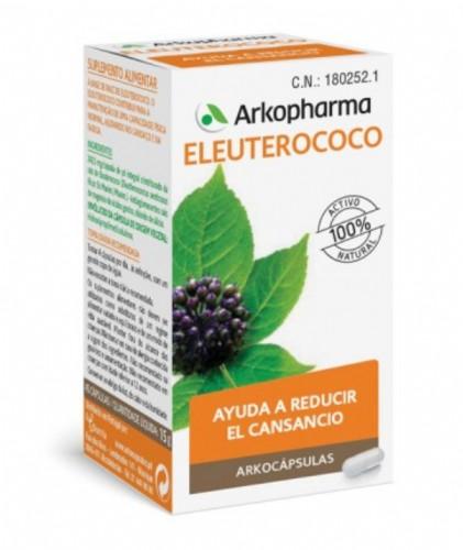 Arkocápsulas Eleuterococo (45 cápsulas)