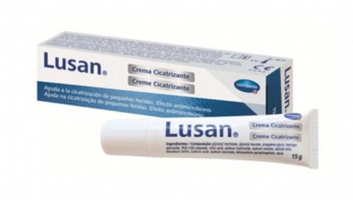 Hartmann Lusan Crema Cicatrizante (15 g)