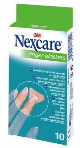 3M Nexcare Finger Tiritas especiales para Dedos (10 ud)
