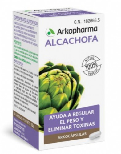 Arkocápsulas Alcachofa (50 cápsulas)