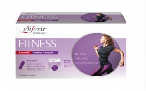 E´lifexir Esenciall Fitness (30 cápsulas + 30 sobres)