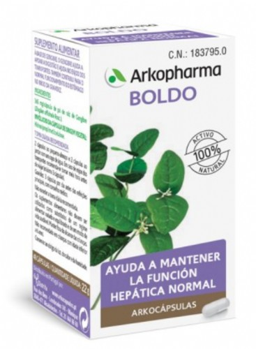 Arkopharma Boldo (48 cápsulas)