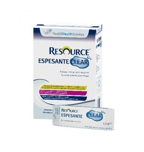 Resource Espesante Clear Neutro (24 sobres)