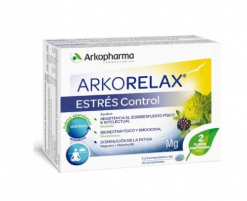 Arkorelax Estrés (30 comprimidos)