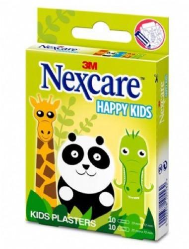 3M Nexcare Tiritas Happy Kids Animales (20 ud)