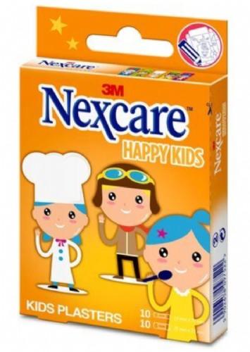 3M Nexcare Tiritas Happy Kids Profesiones (20 ud)
