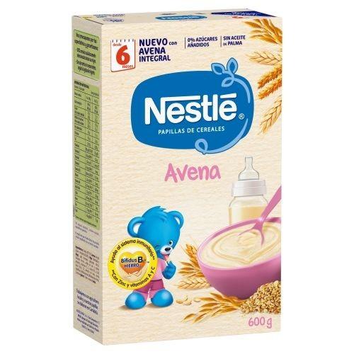 Nestlé Papilla Avena (600 g)