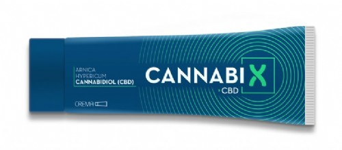 CannabiX CBD Crema (60 ml)
