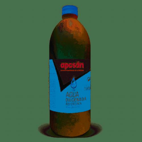 Aposán Agua Oxigenada Reforzada (1 L)