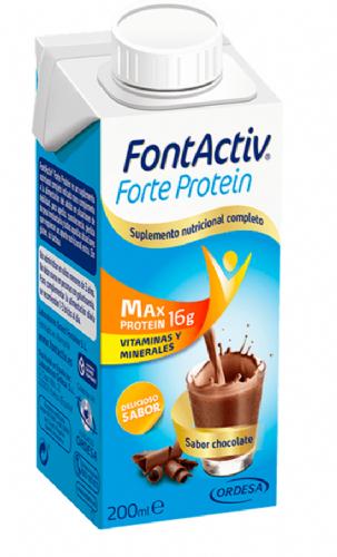 Fontactiv Forte sabor choco