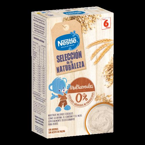 Nestlé Selección de la Naturaleza Multicereales (330 g)