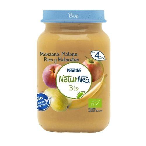 Nestlé NaturNes Bio Tarrito Frutas Variadas (190 g)