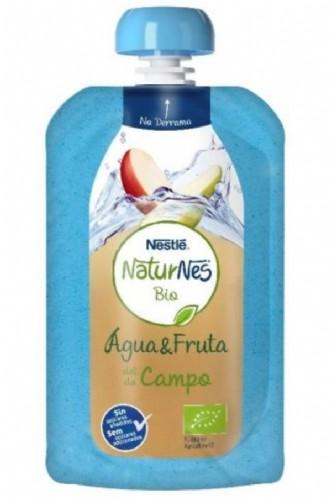 Nestlé NaturNes Bio Agua & Fruta del Campo (120 ml)