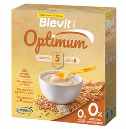Blevit Plus Optimum 5 Cereales (400 g)