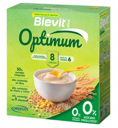 Blevit Plus Optimum 8 Cereales (400 g)