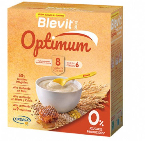Blevit Plus Optimum 8 Cereales (400 g)