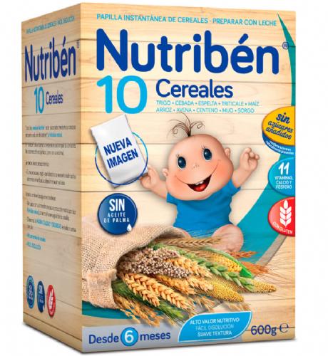 Nutribén® 8 Cereales