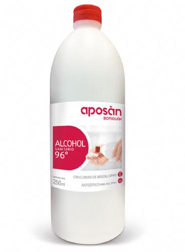 Aposán Alcohol Sanitario (250 ml)