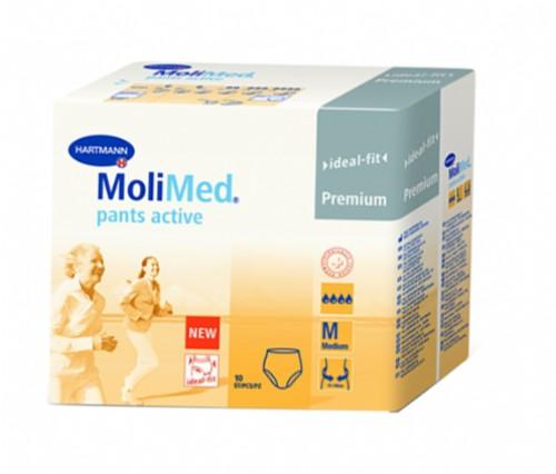 MoliMed Pants Active (12 ud)