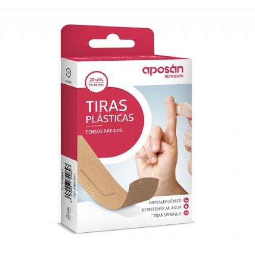 Aposán Tiritas Plásticas 1 tamaño (20 ud)