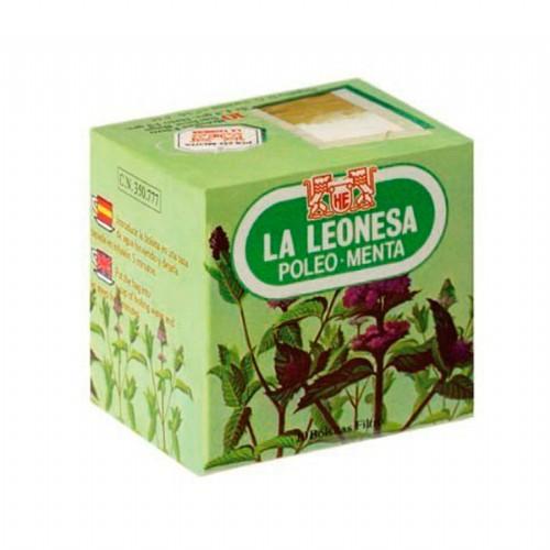 La Leonesa Poleo Menta (25 bolsas)