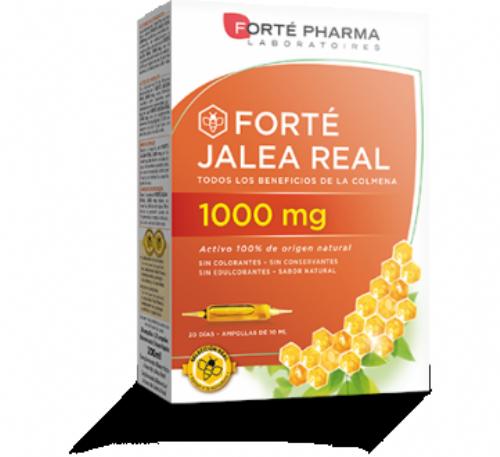 Forté Pharma Jalea Real 1000 mg (20 ampollas)