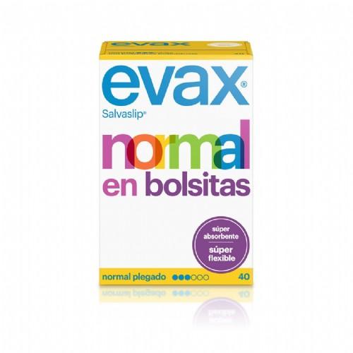Evax salvaslip evax flexibles 40 unidades