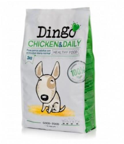 Dingo Chicken & Daily Pienso para perros (500 g)