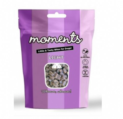 Moments Dogs Light Snack para Perros (60 g)