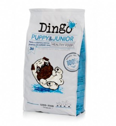 Dingo Puppy & Junior Pienso para cachorros (500 g)