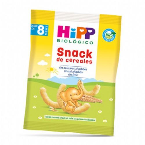 HiPP Snacks de cereales en forma de gusano (24 g)