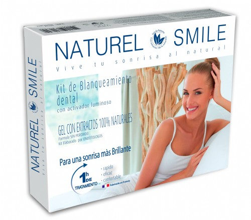 Naturel Smile Kit de Blanqueamiento Dental