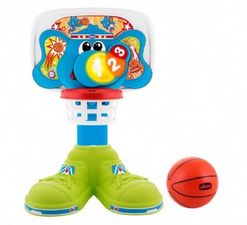 Chicco Canasta de baloncesto Basket 123 18m+