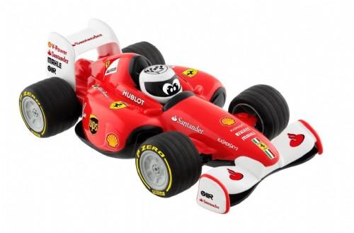 Chicco Escudería Ferrari coche Radicontrol 3a+