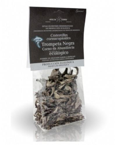 Hifas da Terra Trompeta Negra Deshidratada (30 g)