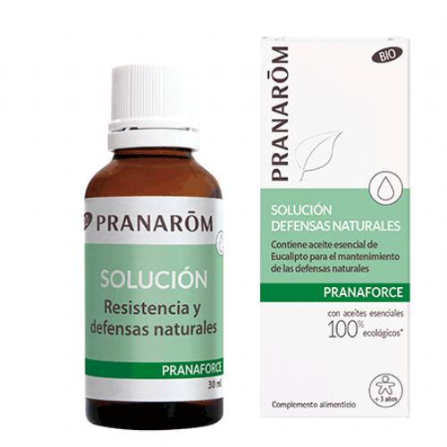 Pranarôm Solución Defensas naturales BIO (30 ml)