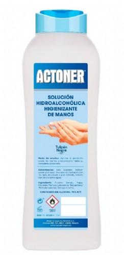 Actoner Solución Hidroalcohólica Higienizante de Manos (800 ml)   6.95 euros