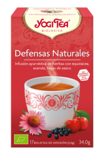 YogiTea Defensas Naturales (17 bolsitas)